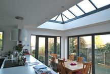 Glazed spaces / Pics of sun rooms, atriums, lanterns etc