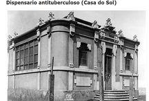 Imaxes da Historia. A Coruña / Sanatorio Marítimo de Oza