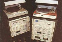 Vintage audio/video