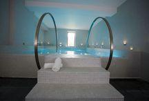 BAUMANIERE LE SPA / Spa de l'hôtel 5* Baumanière Les Baux de Provence