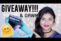 Giveaways / Giveaway 2017 Beauty | Makeup | Hair | Nails | Fashion