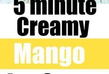 Yummy!!Smoothies, ice cream, popsicles, yogurt and sorbet