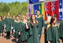 Convocation/graduation