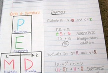 Interactive Notebooking / by Christine Loyola