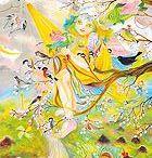 Marie Brožova pastelky