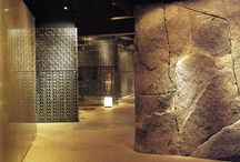 камни на стене