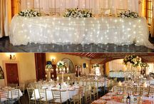 Glamorous Peach and Gold / Midrand Conference Centre