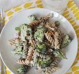 Salads / by Chrissie McNeil