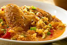 ChickInspired Dinners by Goya / Wonderful chicken recipes