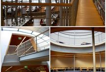 Central Library Delft Mecanoo