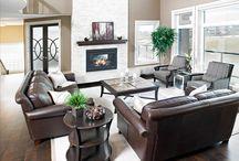 The Samms Living Room