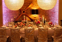 Silver Weddings / Silver Wedding Ideas and Inspirations