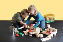 Cugolino / The marble run toy for ages 3+, part of the Cuboro family of wooden marble run toys