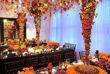 Thanks giving decor/activities