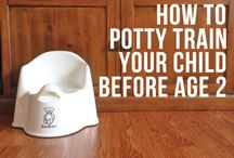 potty training / by Heather Nance