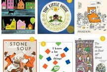 books for the kiddos / by Rebekah Wills
