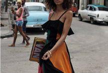 Cuba Chanel Editorial