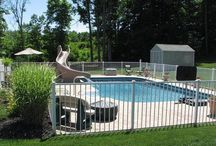 Pool Fence / Pool fence ideas / by MP Designs Jewelry