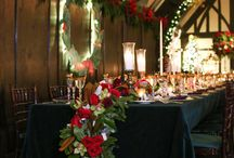 Holiday Event Decor / Decor inspirations for your next holiday event. Recruit RSVP Events to help take it to the next level.