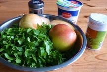 Vergeten groentes/kruiden / by Stitchee