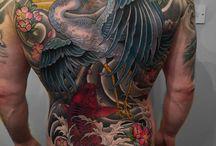 Tattoo backpiece