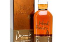 Benromach single malt scotch whisky / Benromach single malt scotch whisky