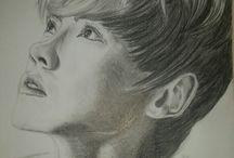 K-pop art ~