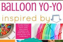 baloon yoyo