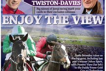 Today's Racing Post front page / Find out our front page to see what is in today's Racing Post