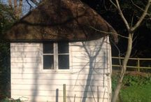 Reproduction Bespoke Victorian Revolving Summerhouse / I am making one.