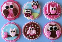 Sumptuous Cupcake Toppers To Tantalize / Want cupcake toppers? Check out these below.
