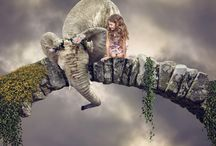 Fairytale photo artistry