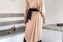 Robe minouche