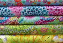 Textiles / My first love - textiles!