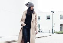 NANY'S INSPIRATION: Fall/Winter Outfit- Inspiration / Here you can find some of my winter looks, everything I pinned for winter travels. Love layering!