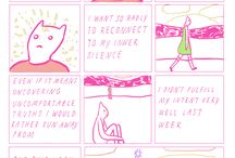 Intent Comics / Weekly comics about intentions.