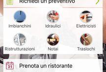 La nuova app di PagineGialle / Un app facile da usare per trovare con un tap servizi, ristoranti, cinema ed eventi. Disponibile per iOS e Android http://seatmobile.paginegialle.it