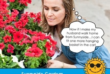 Sunnyside Ads / We wanted to share our new and funny garden center ads. Why should Saratoga be the only place you can see them?