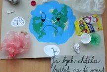 týden ekologie děti