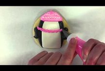 Cookie Videos and Tutorials / Cookie decorating and video tutorials