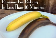 cooking/baking tips / by Carla Koonce
