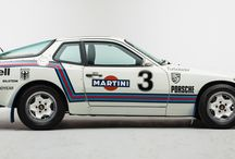 80's German Rally Cars