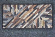 木製アート