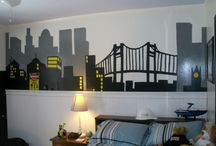Landon's room / by Carrie Duvall