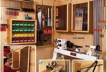 Workshop General / Workshop tools benches etc