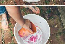 Malování lakem na nehty
