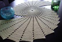 crochet for table