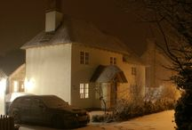 Thatched cottage / A cosy oak framed thatched cottage