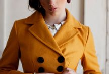wardrobe | winter | coats & jackets / let's wrap up / by Dorothy Lei