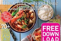 Asian food / by Christy Dockery
